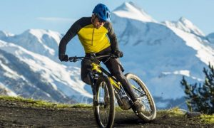 The grandson of the founder of Bultaco creates the first ABS for bicycles