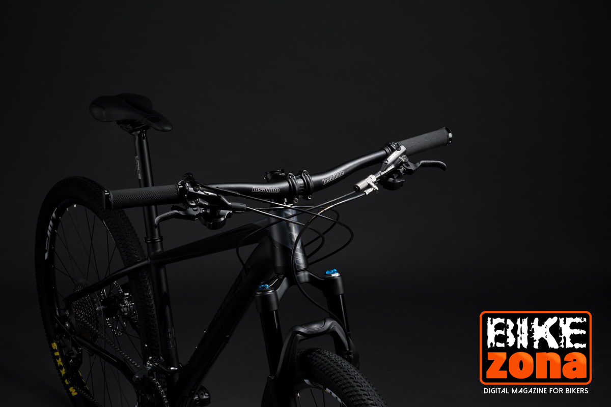 OutBraker 1 Lever 2 Brakes: First ABS system to brake both bicycle wheels with one hand