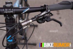 Outbraker doubles up, puts full anti-lock control over both brakes in a single lever