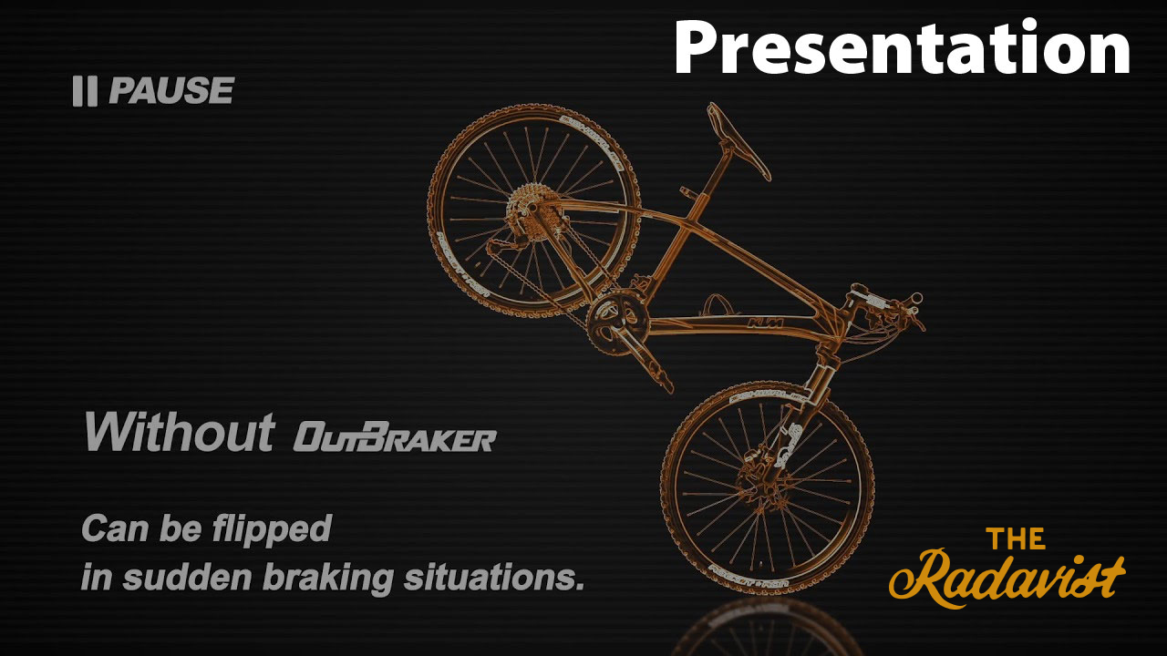 OutBraker Allows You to Modulate Your MTB Braking Power